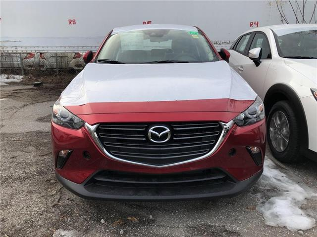 2019 Mazda CX-3 GS (Stk: 81265) in Toronto - Image 4 of 5