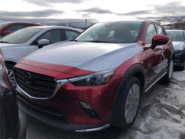 2019 Mazda CX-3 GT (Stk: 81323) in Toronto - Image 1 of 5