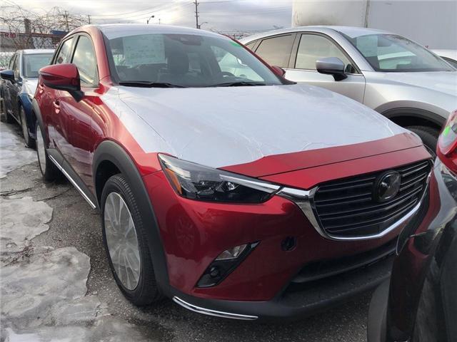 2019 Mazda CX-3 GT (Stk: 81323) in Toronto - Image 4 of 5
