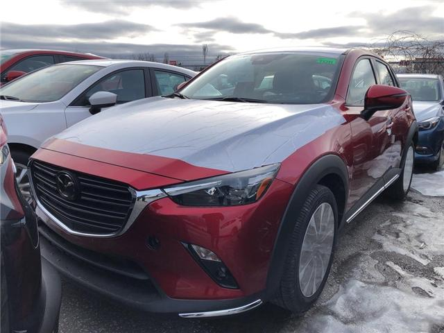 2019 Mazda CX-3 GT (Stk: 81323) in Toronto - Image 5 of 5