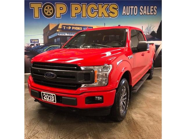 2018 Ford F-150 XLT (Stk: a21153) in NORTH BAY - Image 1 of 29