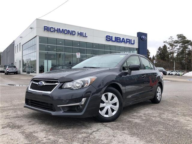 2015 Subaru Impreza 2.0i (Stk: P03780) in RICHMOND HILL - Image 1 of 19