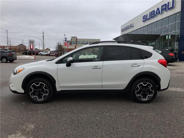 2015 Subaru XV Crosstrek  (Stk: LP0228) in RICHMOND HILL - Image 2 of 20