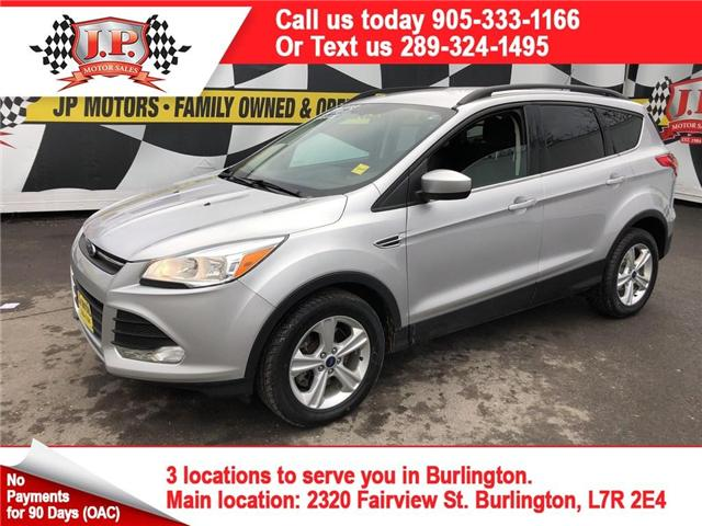 2015 Ford Escape SE (Stk: 46201) in Burlington - Image 1 of 25