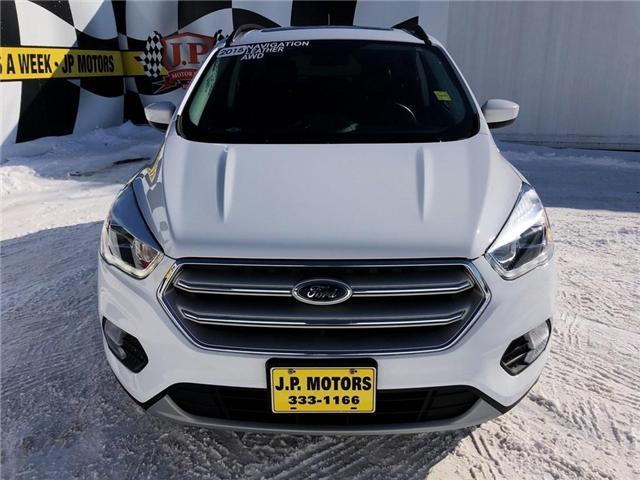 2018 Ford Escape SEL (Stk: 46222r) in Burlington - Image 10 of 24
