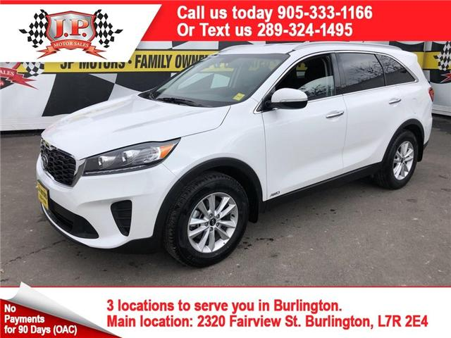 2019 Kia Sorento 2.4L LX (Stk: 46207r) in Burlington - Image 1 of 24