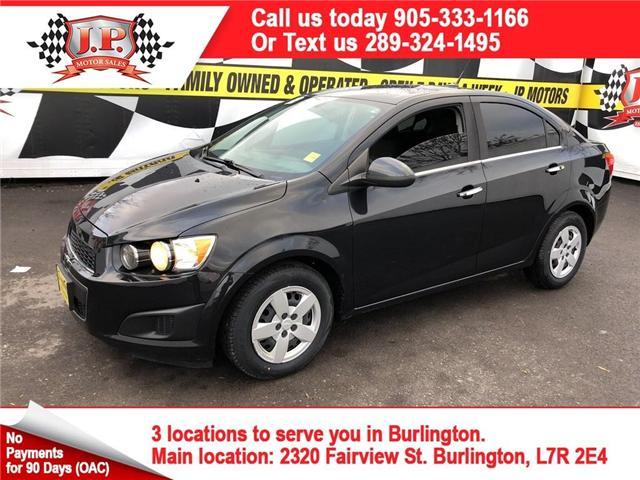2014 Chevrolet Sonic LT Auto (Stk: 46288) in Burlington - Image 1 of 24