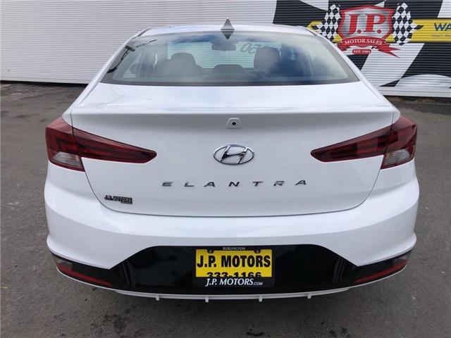2019 Hyundai Elantra  (Stk: 46244) in Burlington - Image 7 of 25