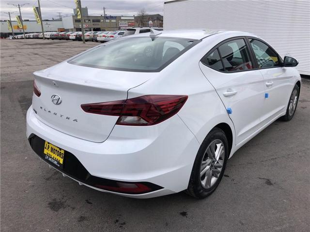 2019 Hyundai Elantra  (Stk: 46244) in Burlington - Image 8 of 25