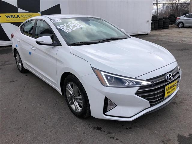 2019 Hyundai Elantra  (Stk: 46244) in Burlington - Image 9 of 25
