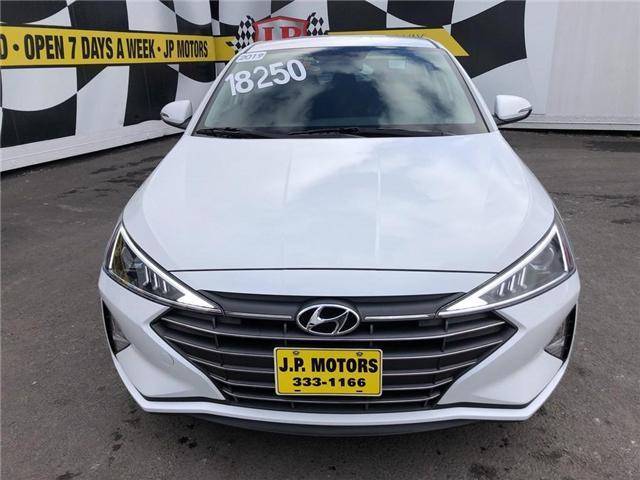 2019 Hyundai Elantra  (Stk: 46244) in Burlington - Image 10 of 25