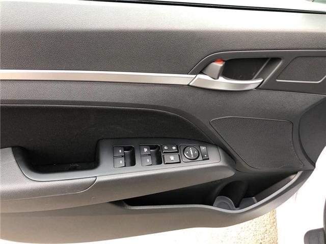 2019 Hyundai Elantra  (Stk: 46244) in Burlington - Image 12 of 25