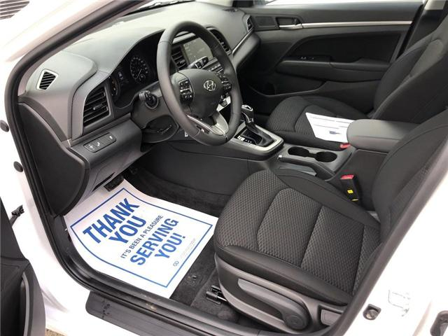 2019 Hyundai Elantra  (Stk: 46244) in Burlington - Image 13 of 25