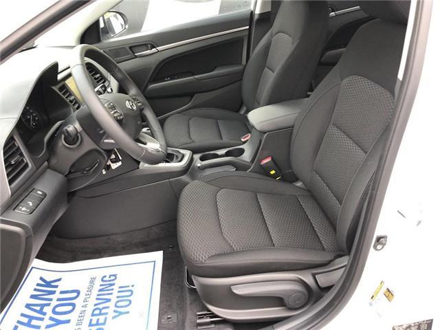 2019 Hyundai Elantra  (Stk: 46244) in Burlington - Image 14 of 25