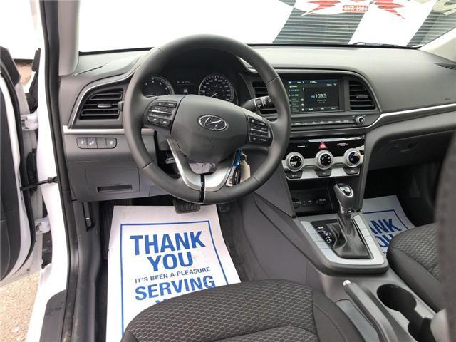 2019 Hyundai Elantra  (Stk: 46244) in Burlington - Image 16 of 25