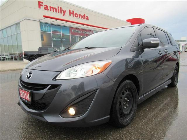2014 Mazda Mazda5 GT, 2 SETS OF RIMS AND TIRES! (Stk: 9504638A) in Brampton - Image 1 of 23
