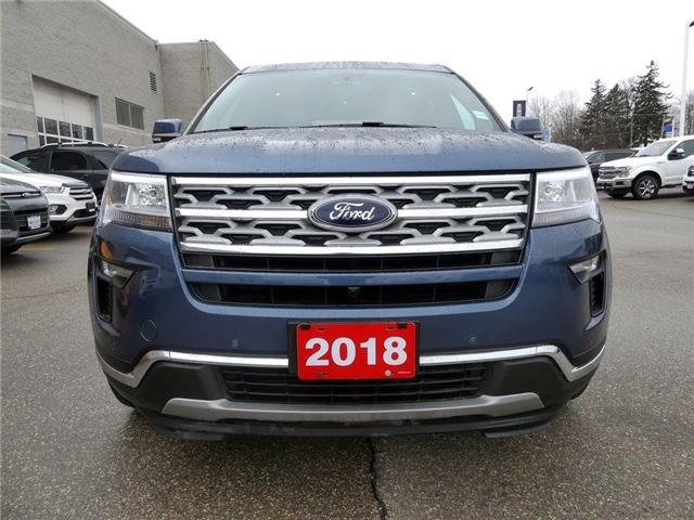 2018 Ford Explorer Limited | PWR LIFTGATE | NAV | PANO ROOF | (Stk: C050) in Brantford - Image 2 of 30