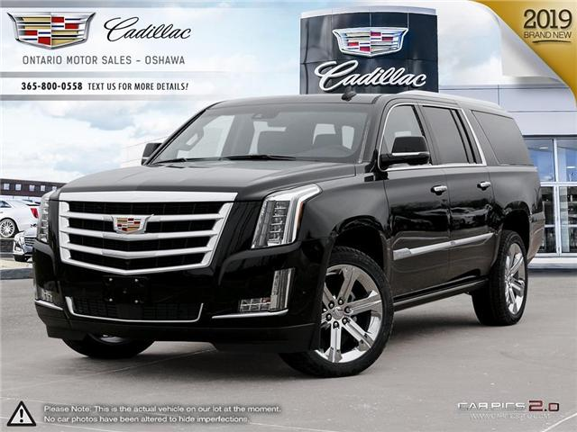 2019 Cadillac Escalade ESV Premium Luxury (Stk: T9246998) in Oshawa - Image 1 of 19