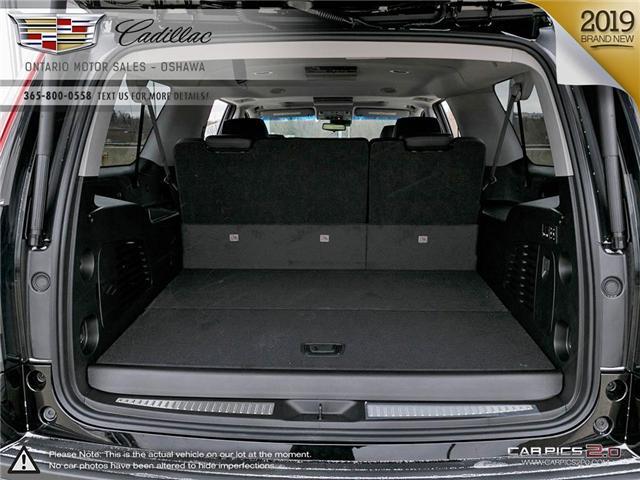 2019 Cadillac Escalade ESV Premium Luxury (Stk: T9246998) in Oshawa - Image 10 of 19