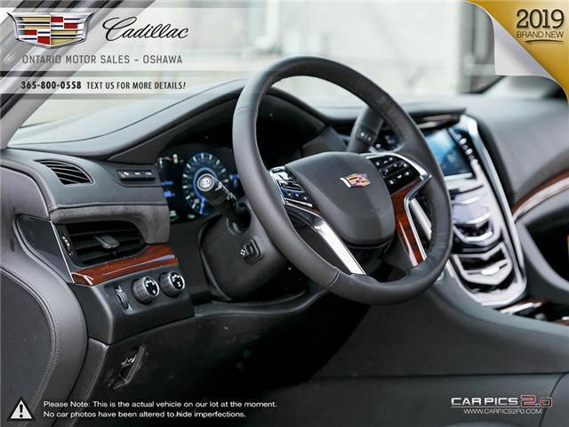 2019 Cadillac Escalade ESV Premium Luxury (Stk: T9246998) in Oshawa - Image 11 of 19