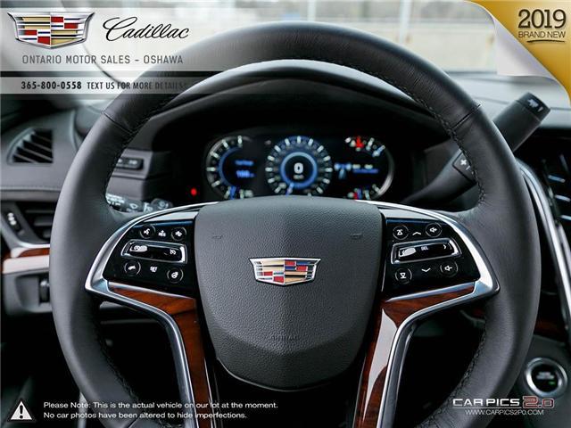 2019 Cadillac Escalade ESV Premium Luxury (Stk: T9246998) in Oshawa - Image 12 of 19