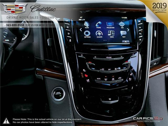 2019 Cadillac Escalade ESV Premium Luxury (Stk: T9246998) in Oshawa - Image 13 of 19