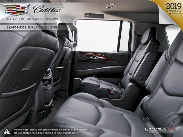 2019 Cadillac Escalade ESV Premium Luxury (Stk: T9246998) in Oshawa - Image 16 of 19