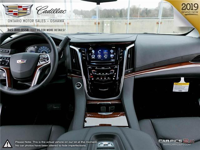 2019 Cadillac Escalade ESV Premium Luxury (Stk: T9246998) in Oshawa - Image 17 of 19