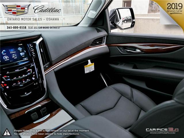 2019 Cadillac Escalade ESV Premium Luxury (Stk: T9246998) in Oshawa - Image 18 of 19