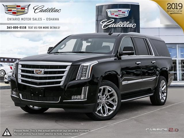 2019 Cadillac Escalade ESV Luxury (Stk: T9249771) in Oshawa - Image 1 of 19