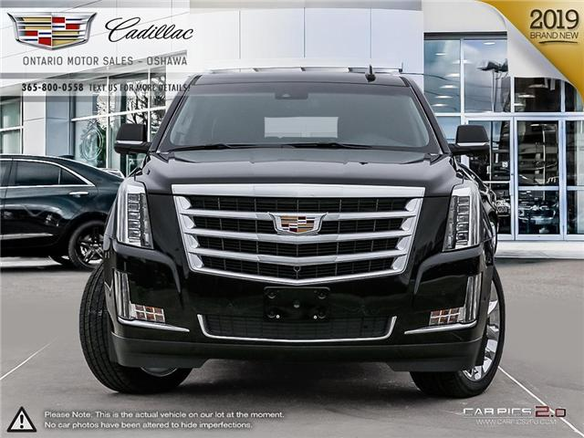 2019 Cadillac Escalade ESV Luxury (Stk: T9249771) in Oshawa - Image 2 of 19