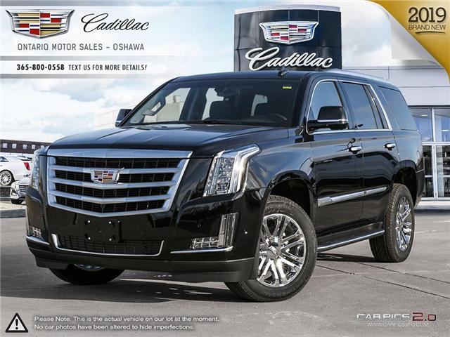 2019 Cadillac Escalade Base (Stk: T9235948) in Oshawa - Image 1 of 19