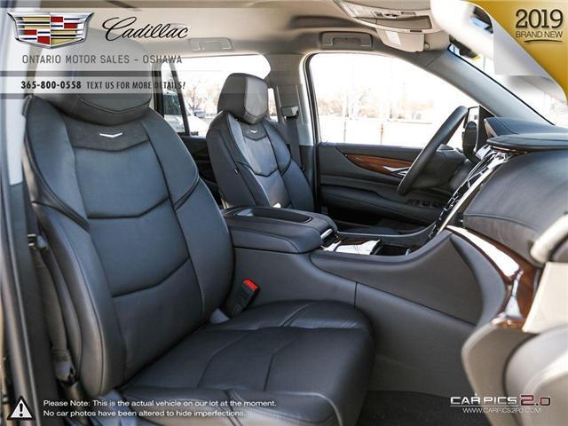 2019 Cadillac Escalade Base (Stk: T9235948) in Oshawa - Image 14 of 19