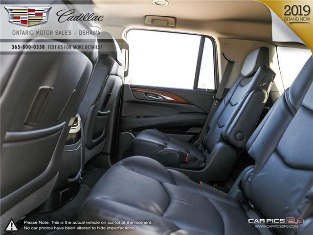 2019 Cadillac Escalade Base (Stk: T9235948) in Oshawa - Image 16 of 19