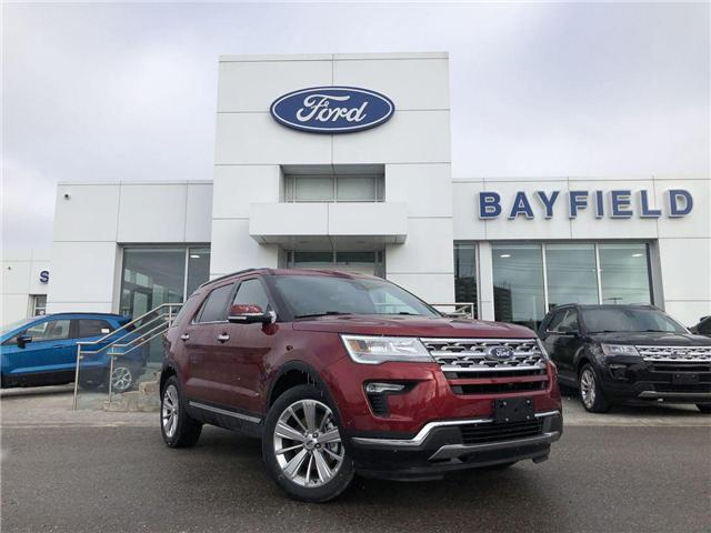 2019 Ford Explorer Limited (Stk: EX19147) in Barrie - Image 1 of 29