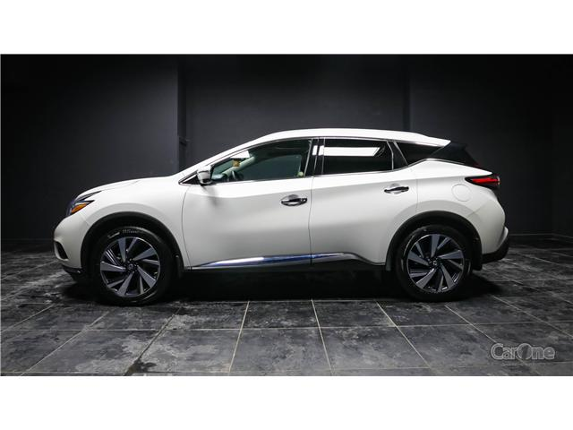 2018 Nissan Murano Platinum (Stk: 18-375) in Kingston - Image 1 of 37