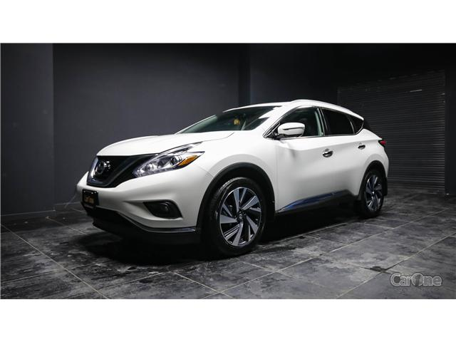 2018 Nissan Murano Platinum (Stk: 18-375) in Kingston - Image 4 of 37