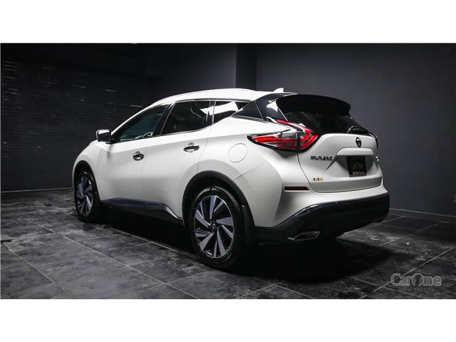 2018 Nissan Murano Platinum (Stk: 18-375) in Kingston - Image 5 of 37