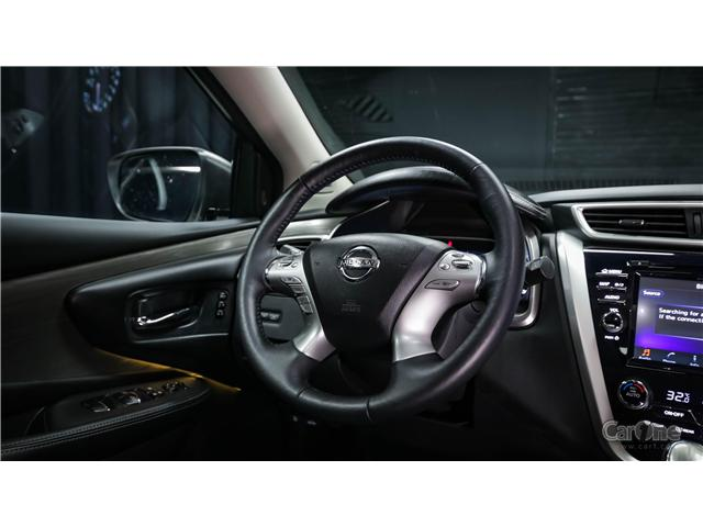 2018 Nissan Murano Platinum (Stk: 18-375) in Kingston - Image 12 of 37
