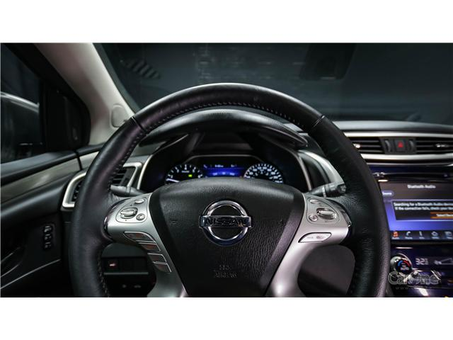 2018 Nissan Murano Platinum (Stk: 18-375) in Kingston - Image 19 of 37