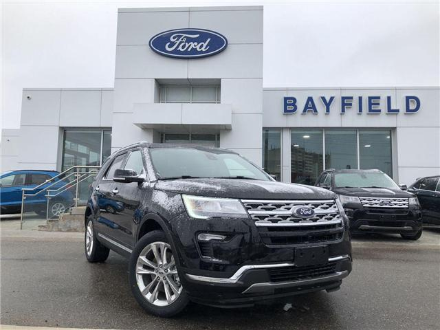 2019 Ford Explorer Limited (Stk: EX19116) in Barrie - Image 1 of 29