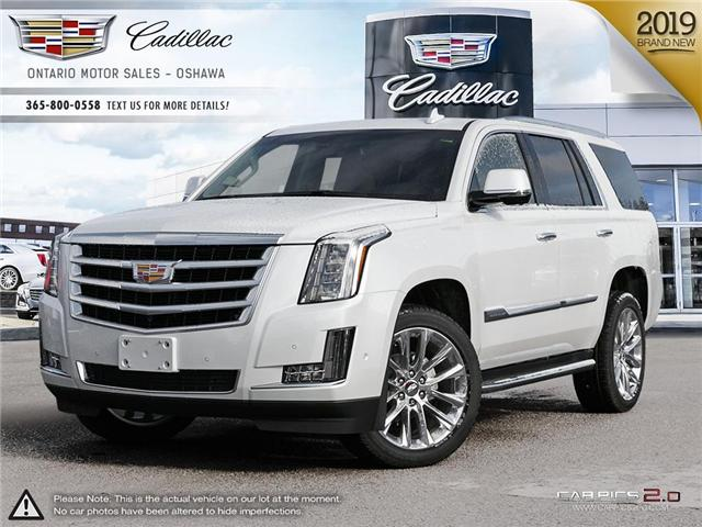 2019 Cadillac Escalade Luxury (Stk: T9199916) in Oshawa - Image 1 of 19
