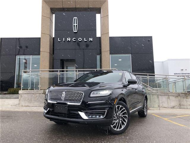 2019 Lincoln Nautilus Reserve (Stk: NT19152) in Barrie - Image 1 of 27