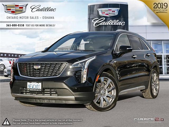 2019 Cadillac XT4 Premium Luxury Demo / AWD / Dual Panel Sunroof / Navigation at $53707 for sale ...