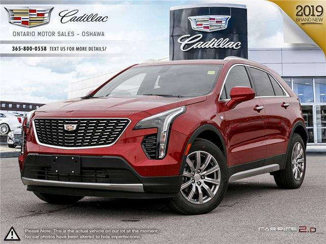 2019 Cadillac XT4 Premium Luxury (Stk: 9116402) in Oshawa - Image 1 of 19