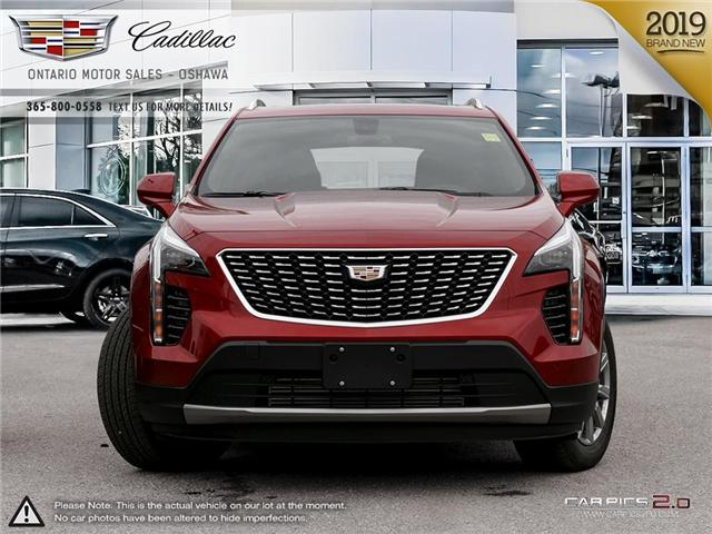 2019 Cadillac XT4 Premium Luxury (Stk: 9116402) in Oshawa - Image 2 of 19