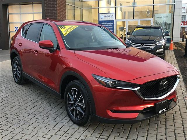 2018 Mazda CX-5 GT (Stk: 27674) in East York - Image 2 of 30