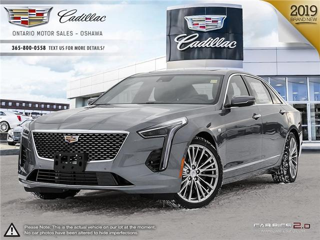 2019 Cadillac CT6 3.6L Luxury (Stk: 9124732) in Oshawa - Image 1 of 19