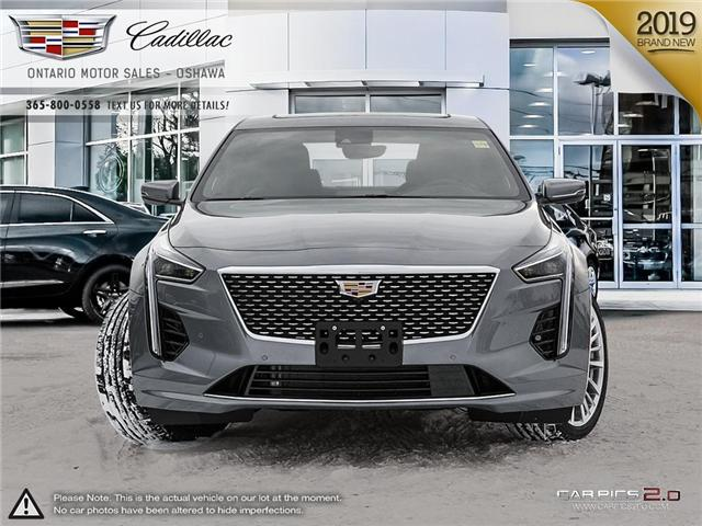2019 Cadillac CT6 3.6L Luxury (Stk: 9124732) in Oshawa - Image 2 of 19