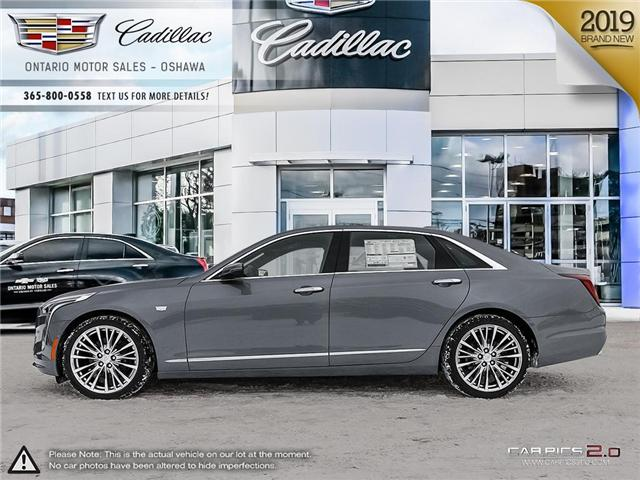 2019 Cadillac CT6 3.6L Luxury (Stk: 9124732) in Oshawa - Image 3 of 19